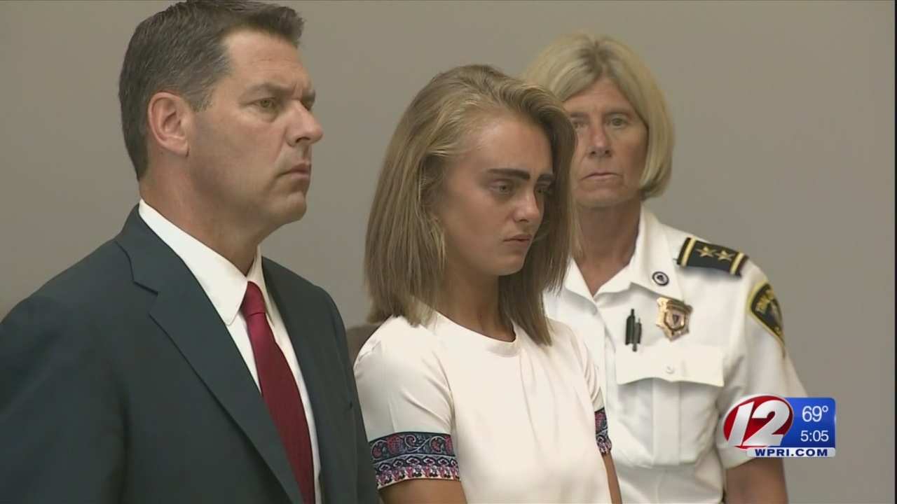 High court considers Michelle Carter's conviction in texting suicide case