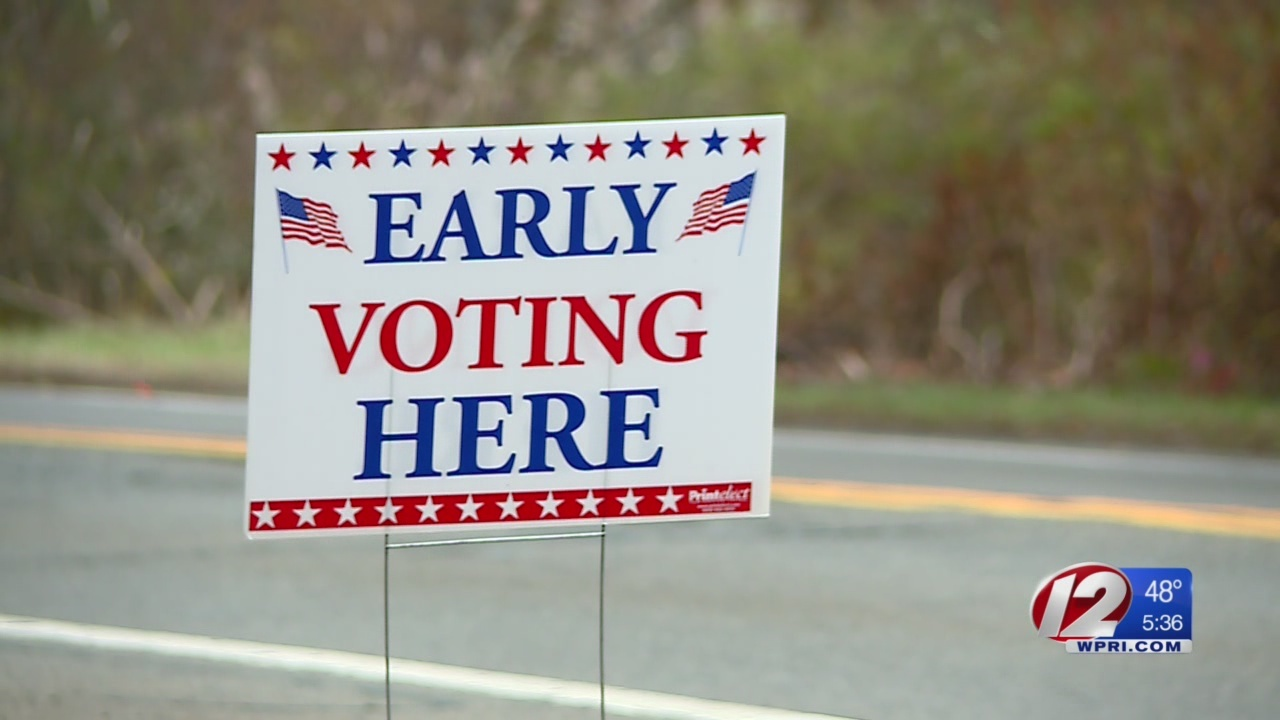 Time getting close for early voting in Mass., mail ballots in RI