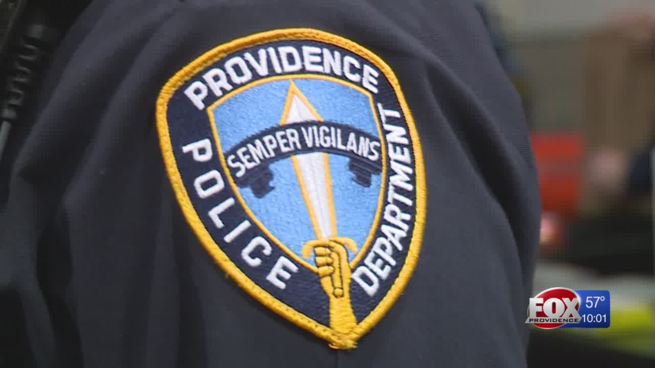 Providence police provide safe environment for trick-or-treaters