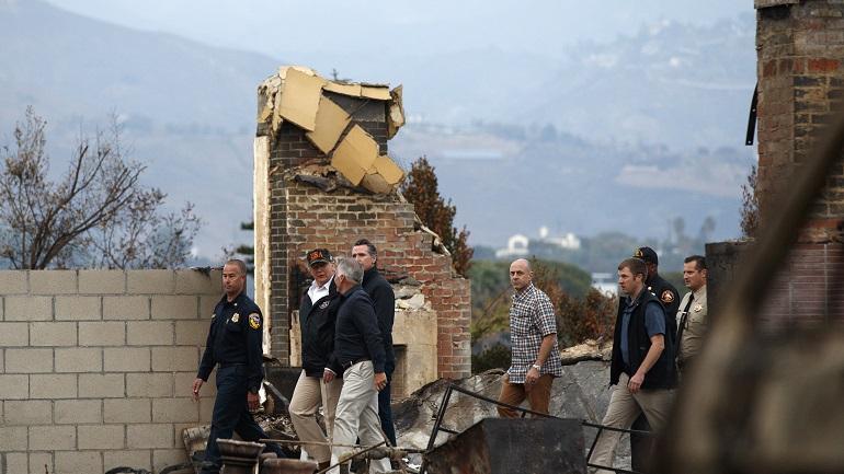 APTOPIX Trump California Wildfires_1542538121194