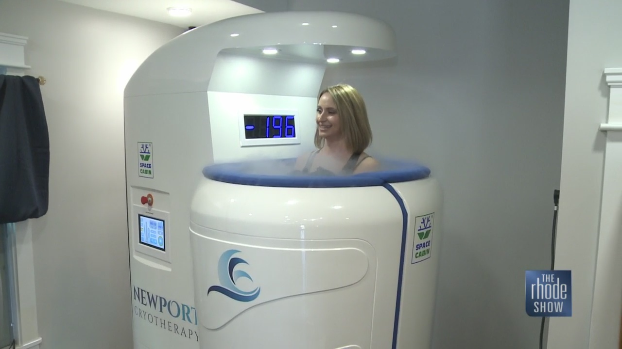 Chilling out with cryotherapy