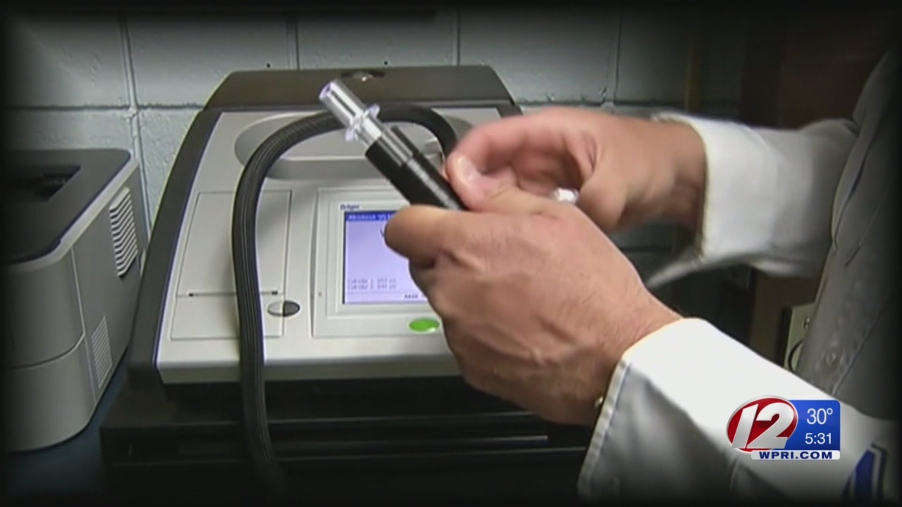 Mass. judge temporarily bans alcohol breath tests as evidence in OUI cases