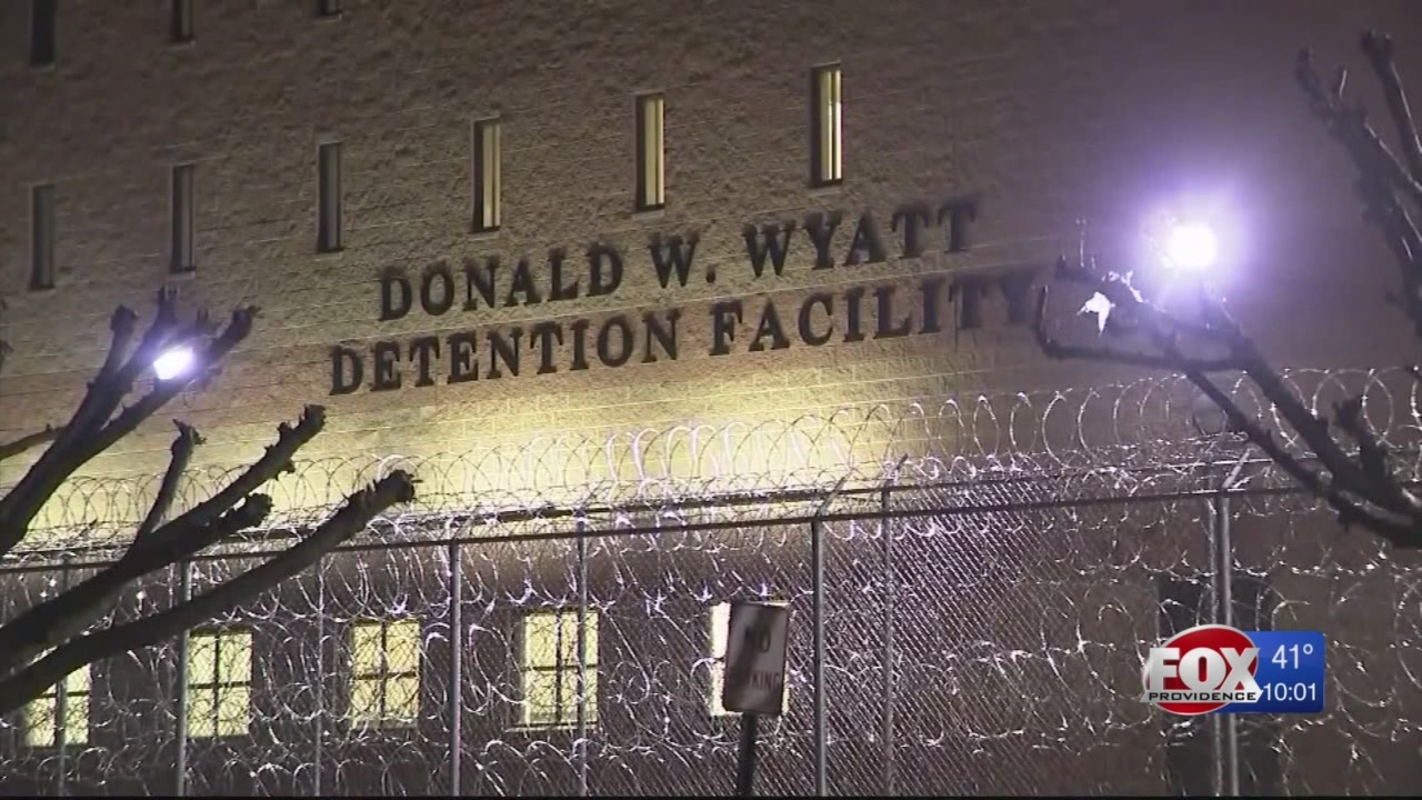 Central Falls mayor, prison at odds over housing ICE detainees