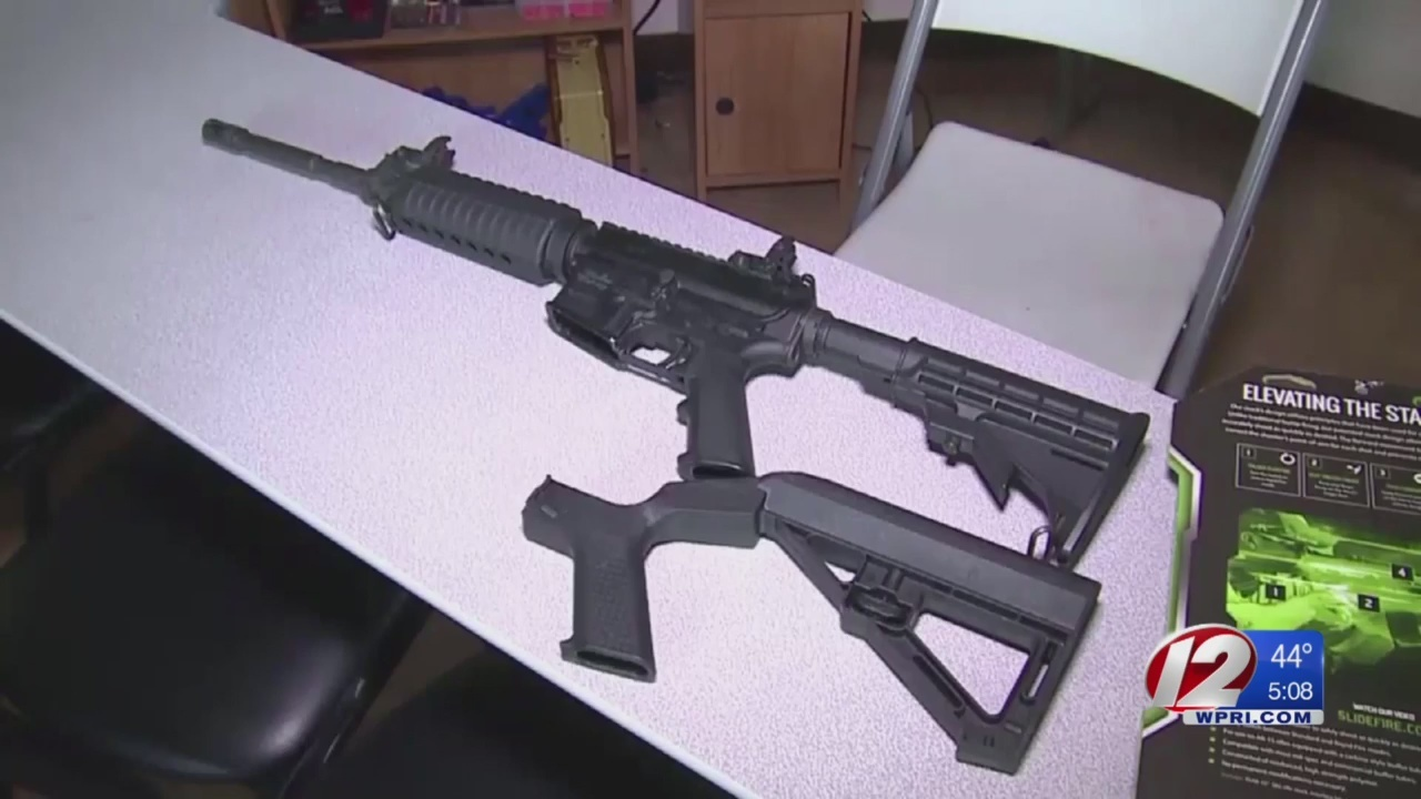 Federal ban in effect on bump stock devices