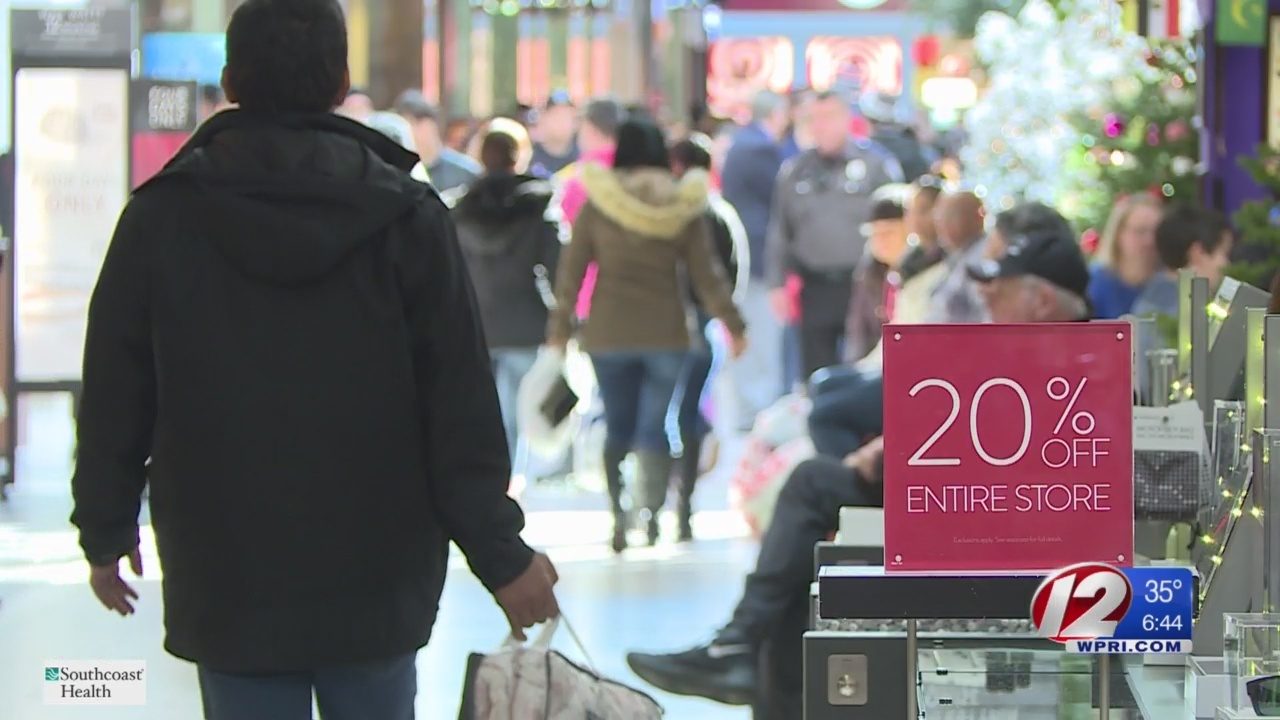 Lawmakers proposing tax free holiday weekend in RI