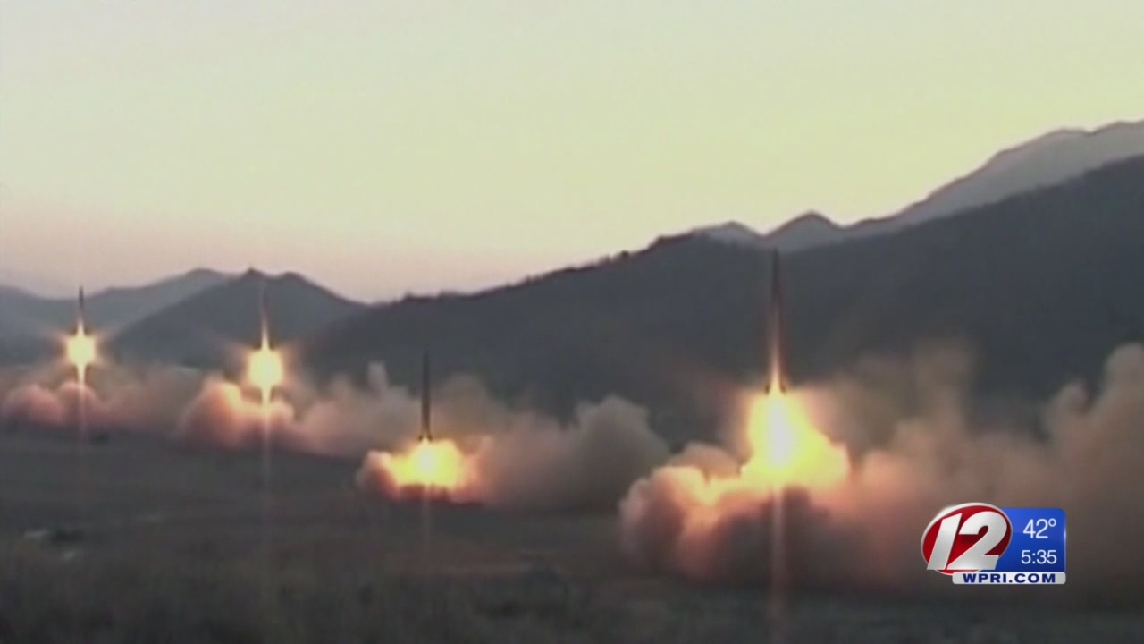 US: North Korean nuke work 'inconsistent' with disarmament