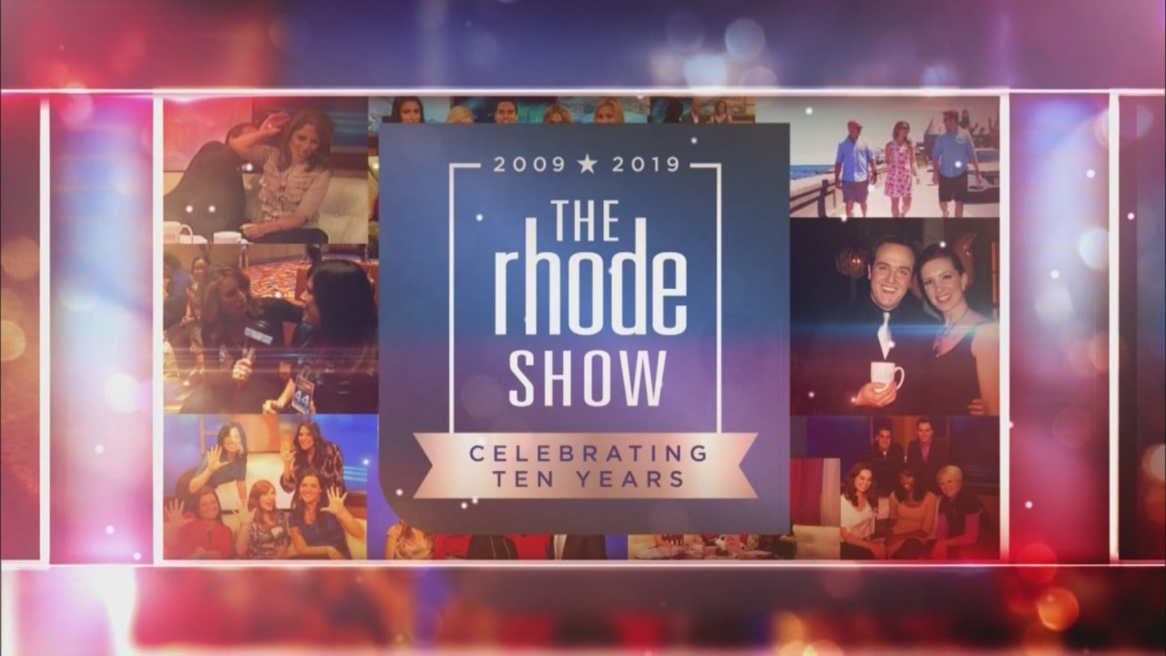 Celebrating Ten Years: The Rhode Show family parties in Providence