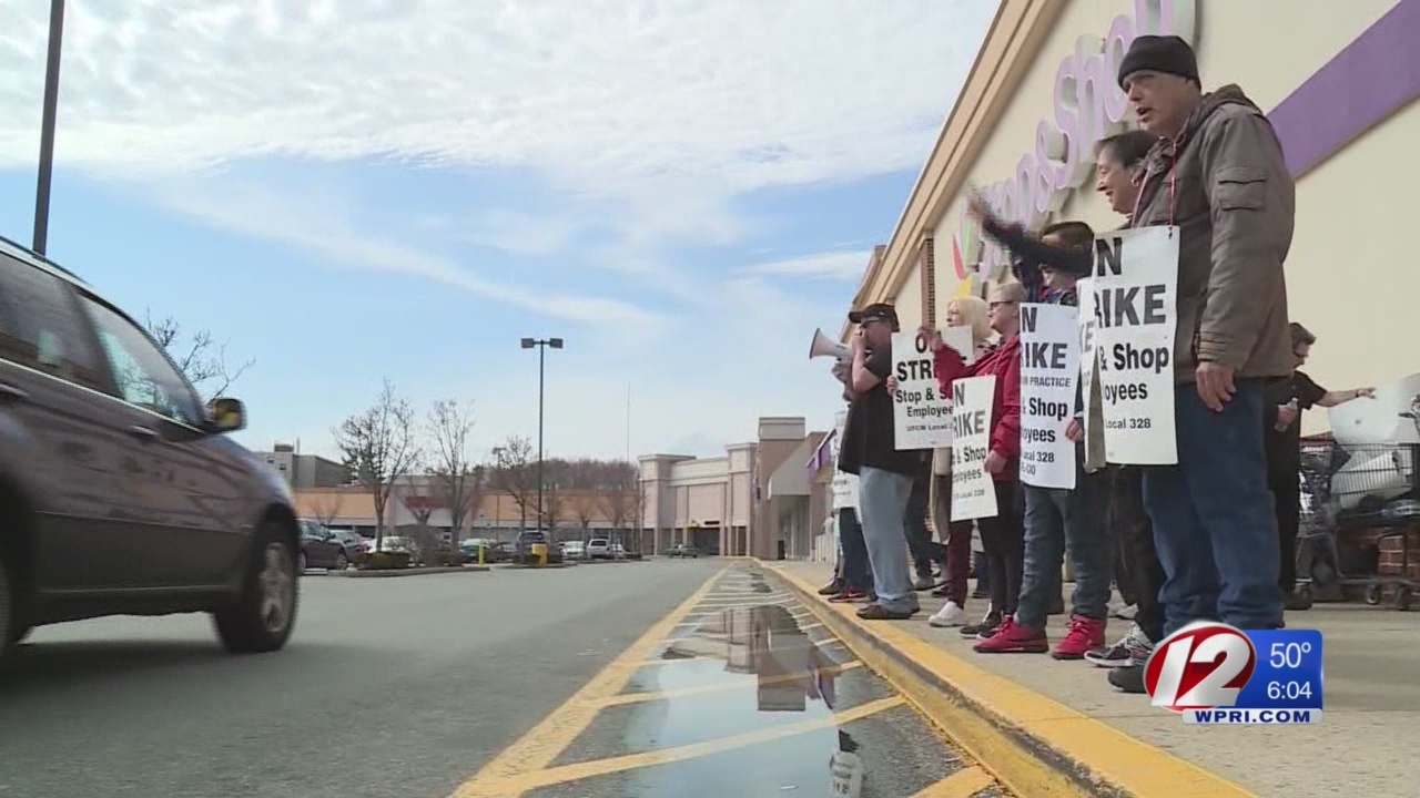 Stop & Shop strike is over, union workers back on the job Monday