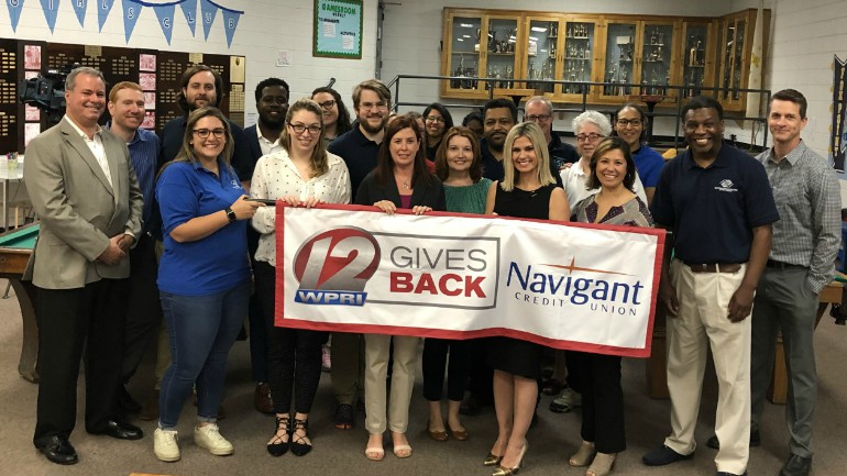 12 Gives Back: Boys & Girls Club of Providence