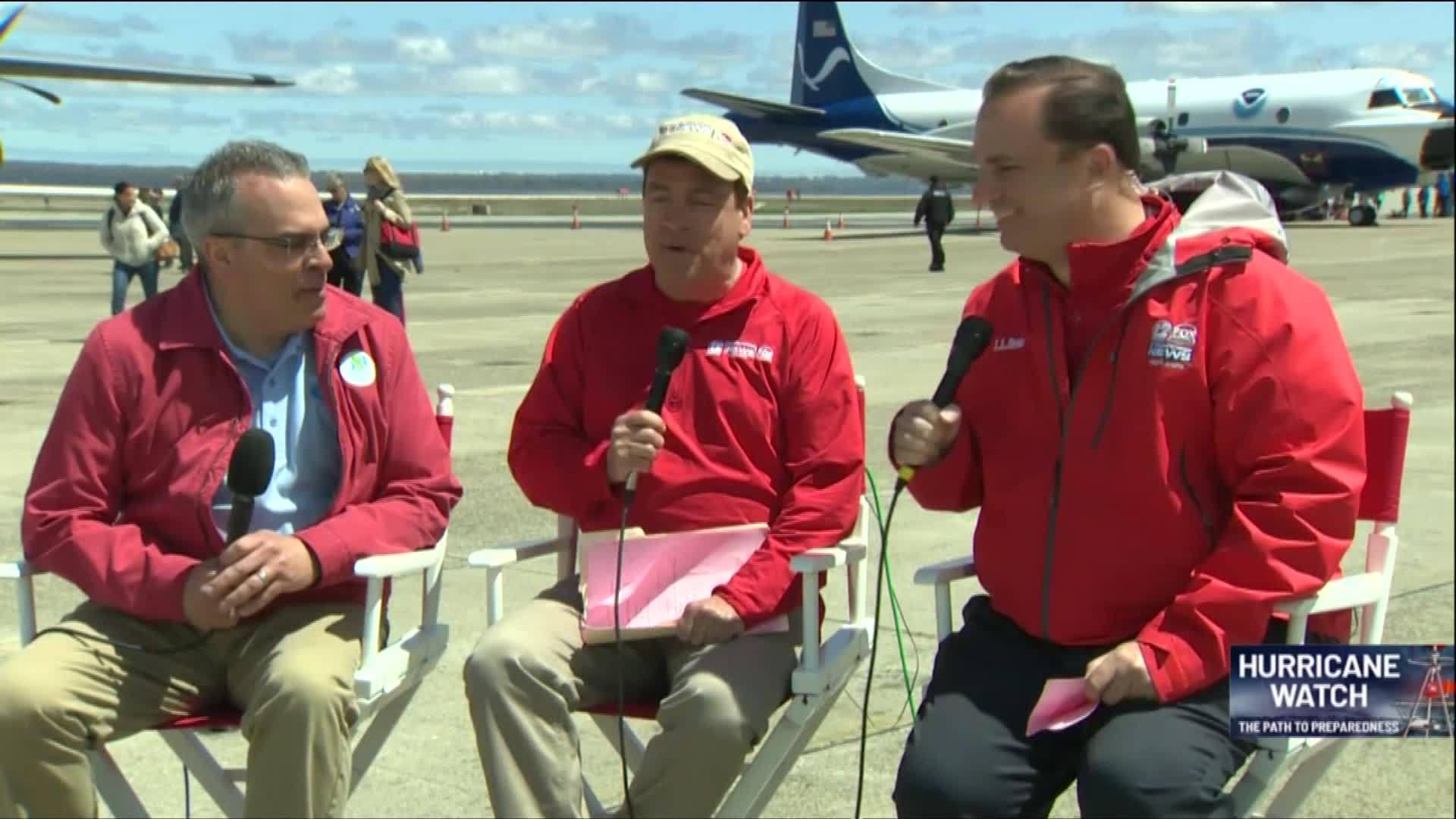 Hurricane Preparedness: Dave Vallee Q&A