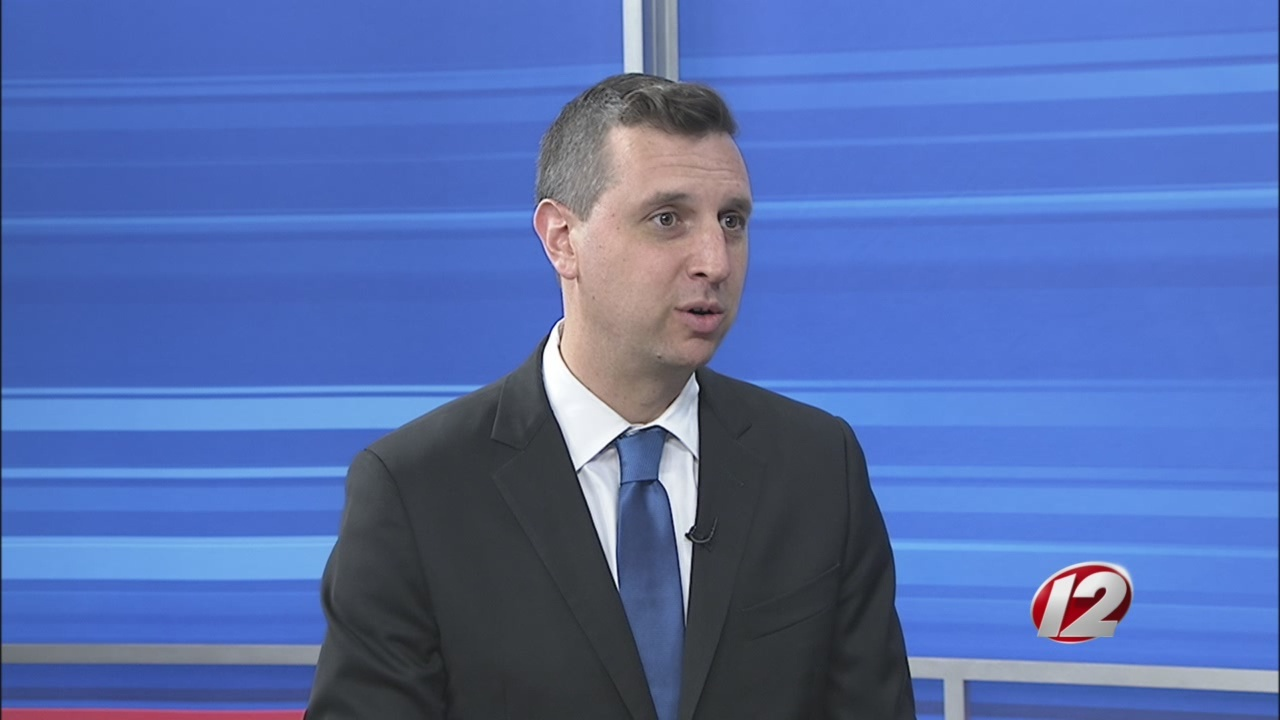 Newsmakers 6/7/2019: Treasurer Seth Magaziner