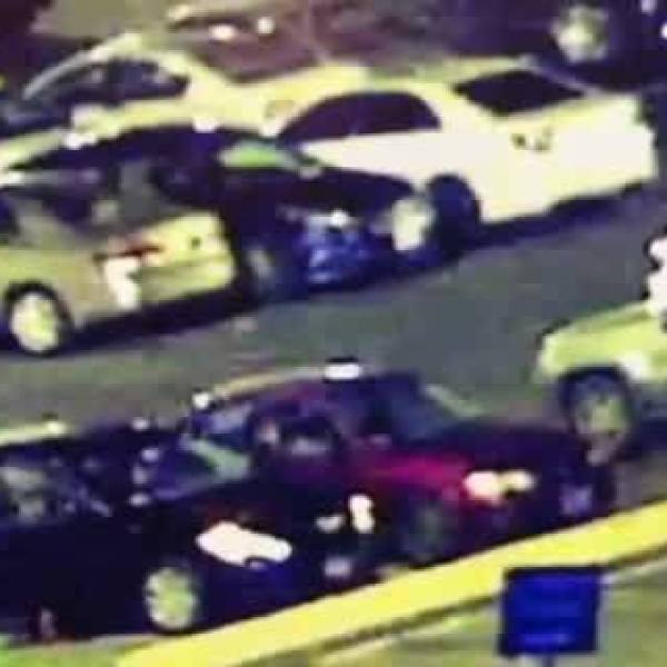 Video Now: Police investigate robbery in Twin River parking lot