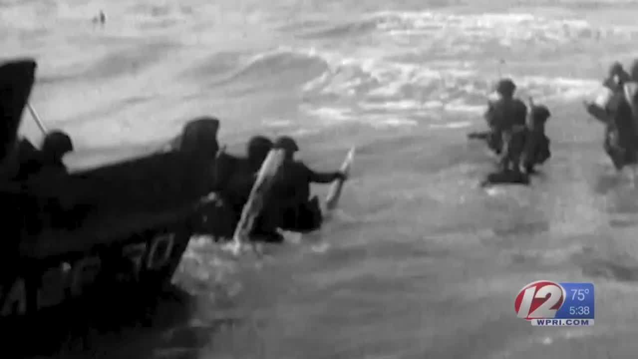 Rhode Island marks 75th anniversary of D-Day