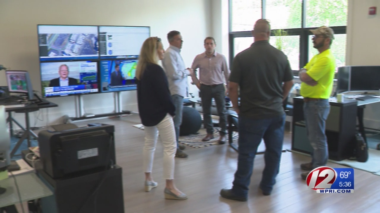 State leaders celebrate grand opening of Innovate Newport