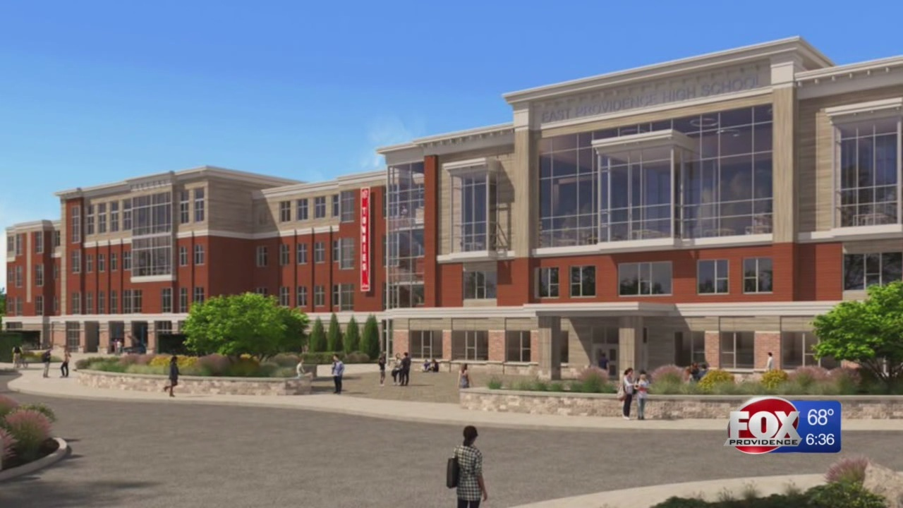 Work set to begin on new East Providence High School