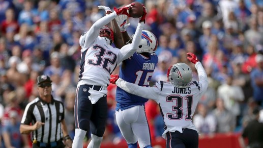 Patriots preparing for the Bills with AFC East title still up for ...