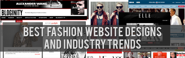 Best Fashion Website Designs And Industry Trends Wp Site