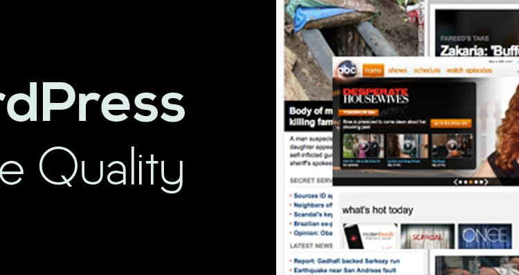 WordPress Image Quality