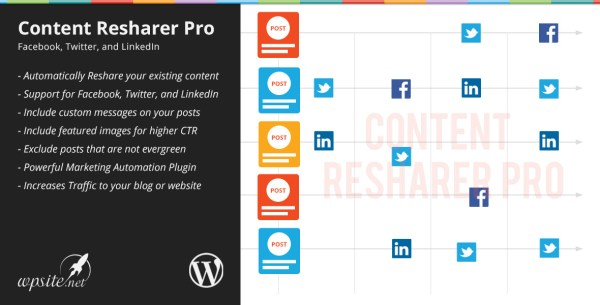 WP Content Resharer Pro - How to Brand Yourself Online