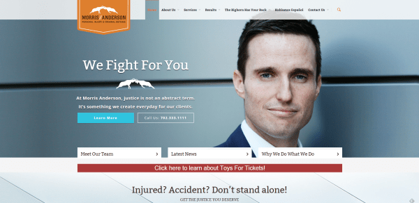 Las Vegas Personal Injury   Criminal Defense Attorneys