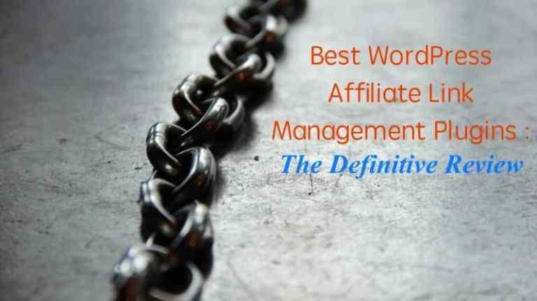 WordPress Link Management Plugins