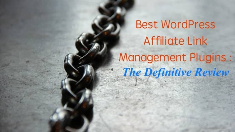 WordPress Link Management Plugins
