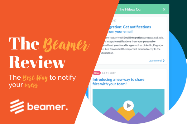 Beamer Review
