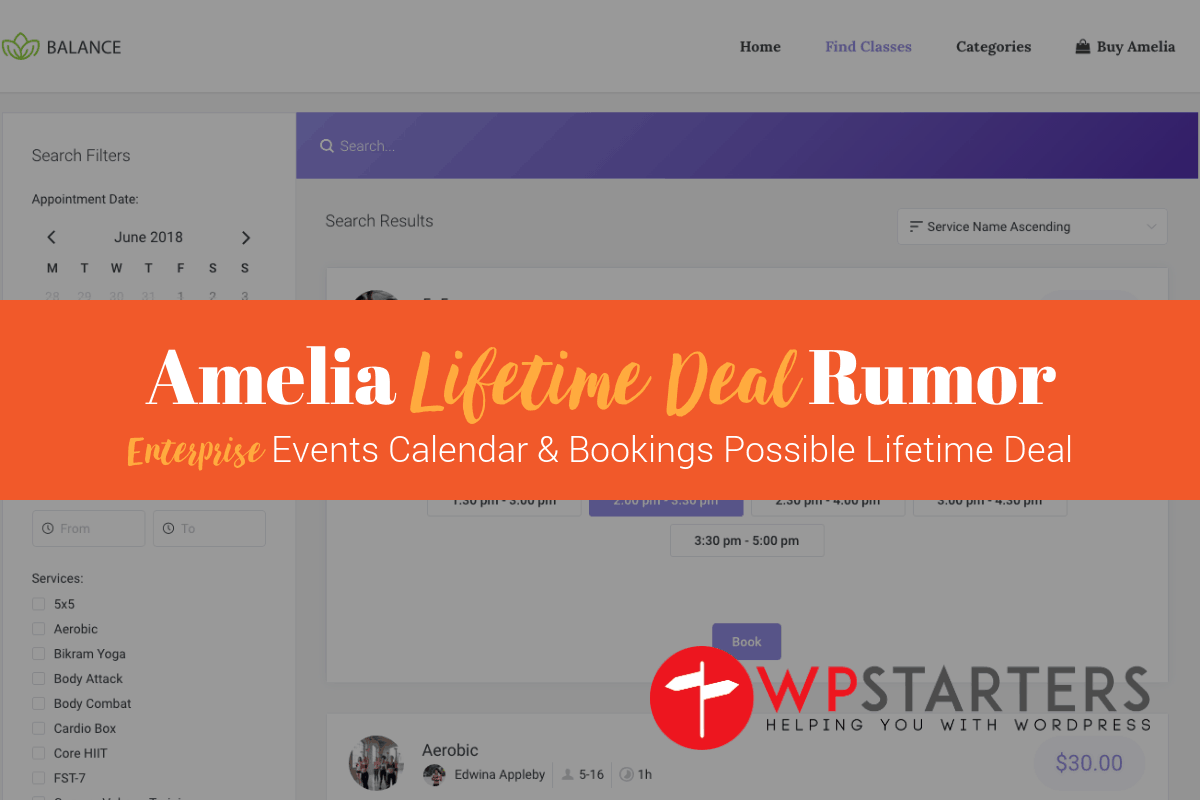 Amelia Lifetime Deal on AppSumo