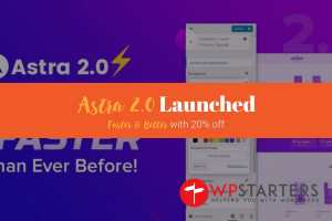 Astra 2.0 Launched