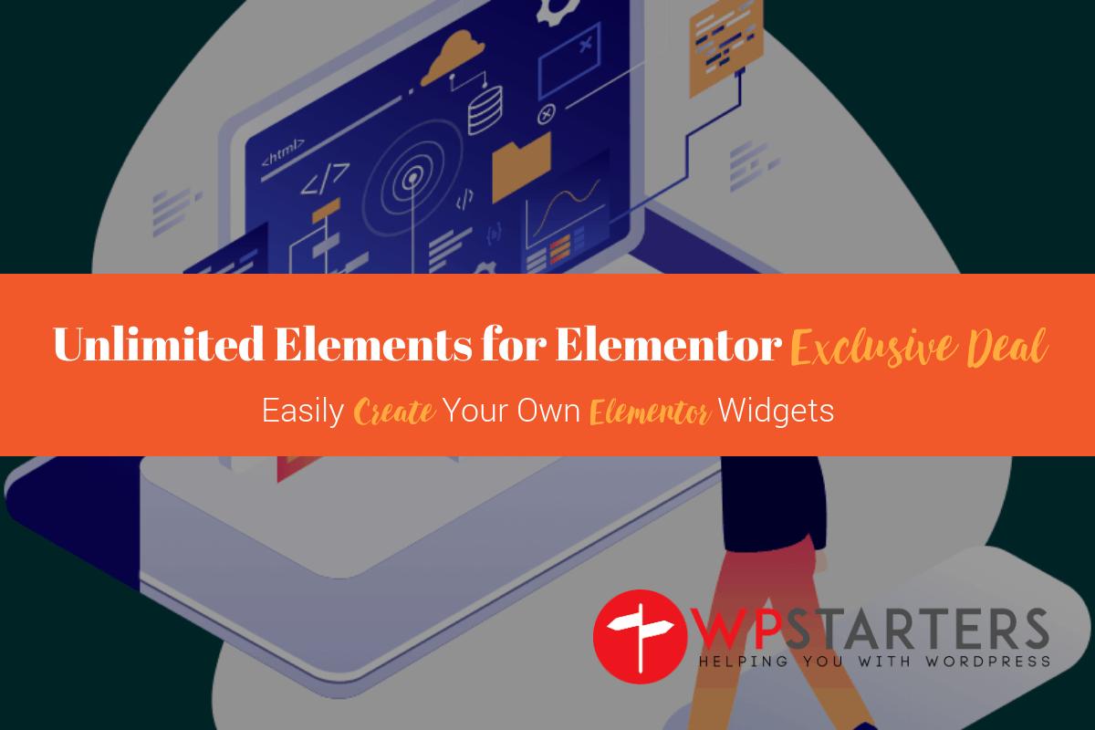 Unlimited Elements for Elementor Lifetime Deal