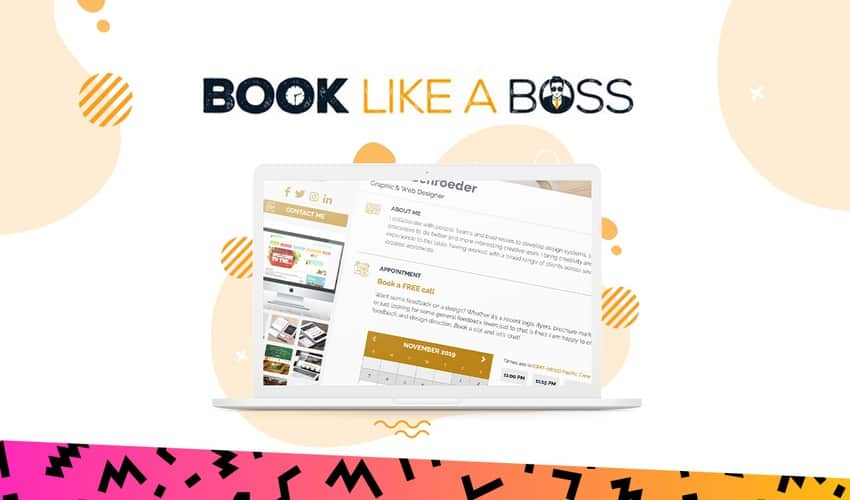 Book Like A Boss Black Friday 2019