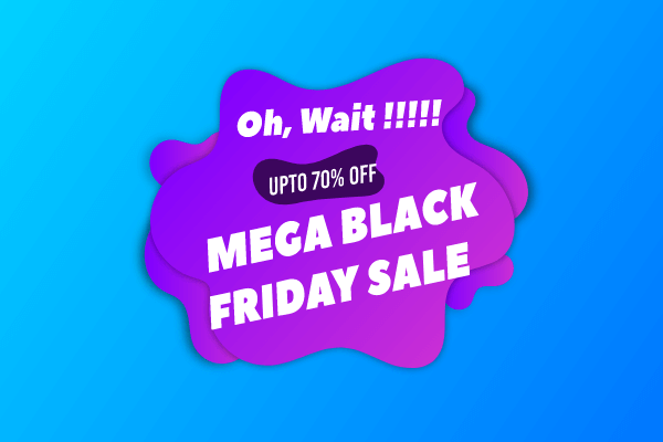 MalCare & BlogVault are both going at a limited 70% sale this Black Friday 2019