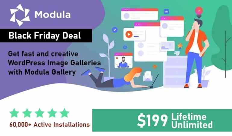 Modula Gallery is one of the fastest image and video gallery plugins for WordPress