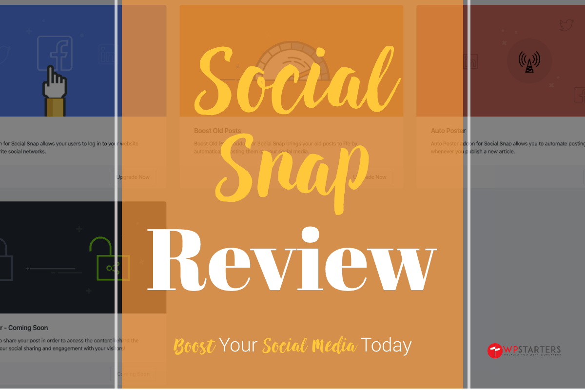 Social Snap Review