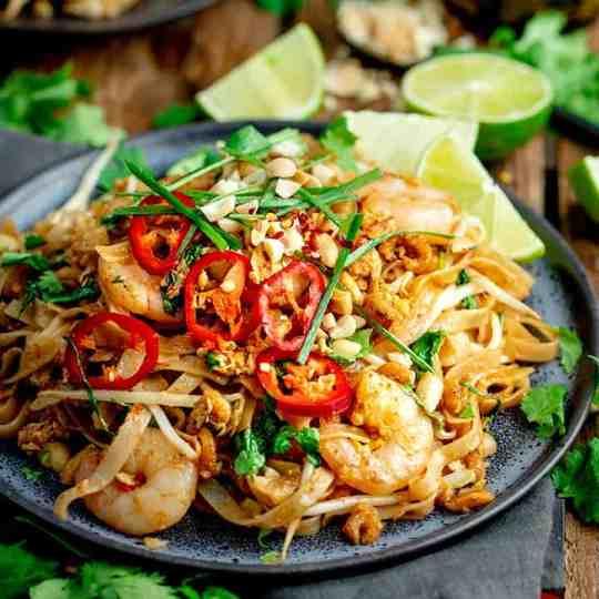 delicious pad thai
