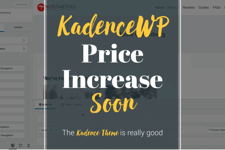kadencewp will increase their prices soon.