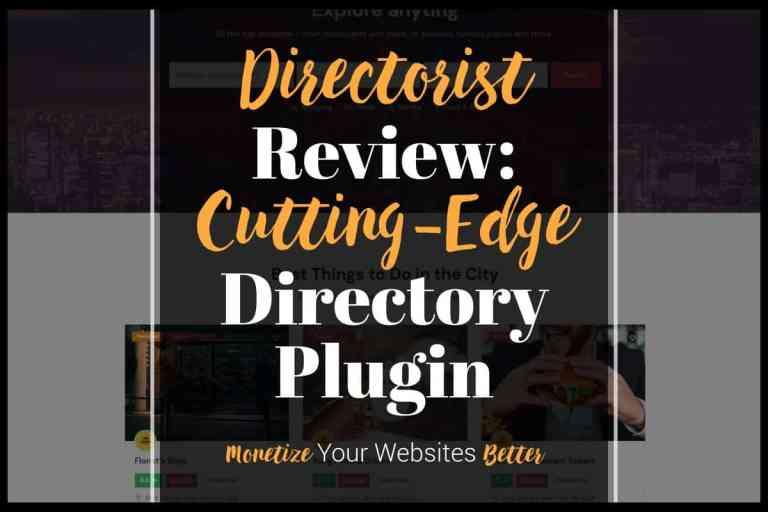 directorist review: best directory plugin for WordPress