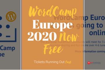 WCEU 2020 tickets now free as WCEU 2020 goes online
