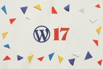 Happy 17th Birthday, WordPress