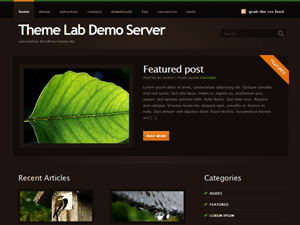 Jungleland Is One Of The Most Recent Themes Released By ThemeLabs