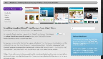 Secrets Revealed: WLTC and WPTavern – WordPress Tavern