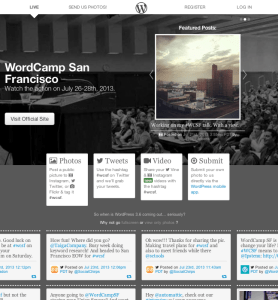 WordCamp San Francisco on WP Armchair
