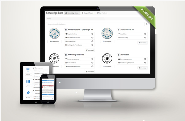 Free WordPress Knowledge Base Theme With bbPress Support ...