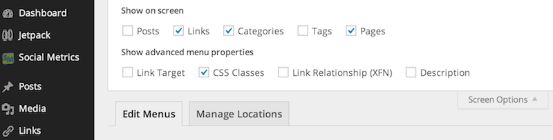 How to Add Font Awesome Icons to WordPress Menus – WordPress