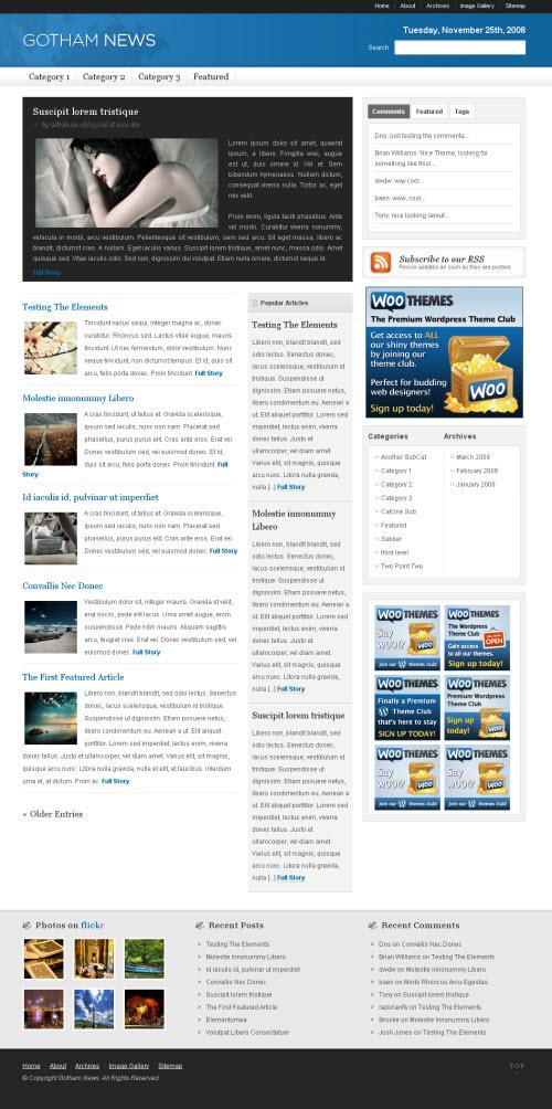 gotham-news-theme