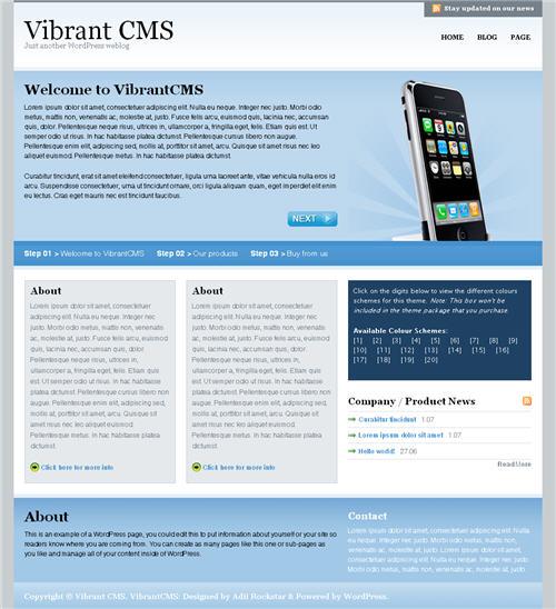 vibrant-cms