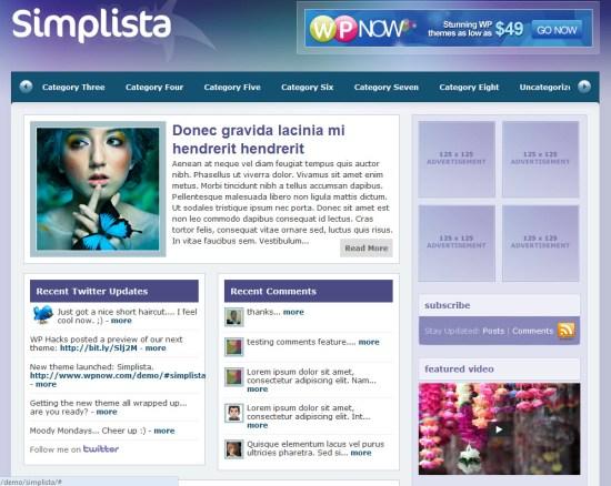 simplista-wordpress-theme