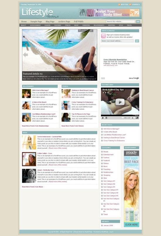 StudioPress-LifeStyle-Magazine-Theme-Reduced