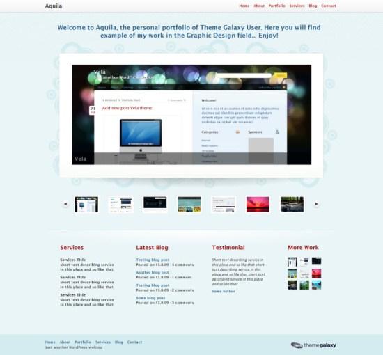 aquila-wordpress-theme