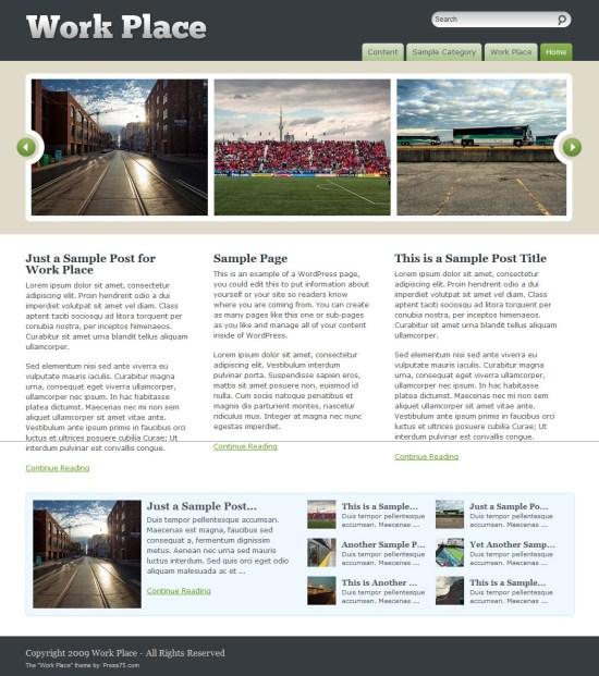 wordpress-wordpress-theme